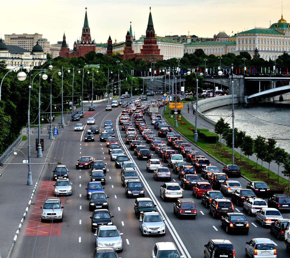 картинки дорога в москву