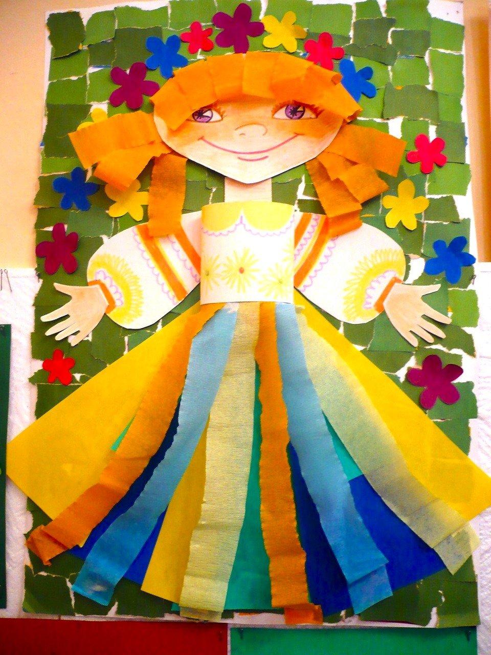 учитель лучше платье для весны из бумаги поделки картинки бровей