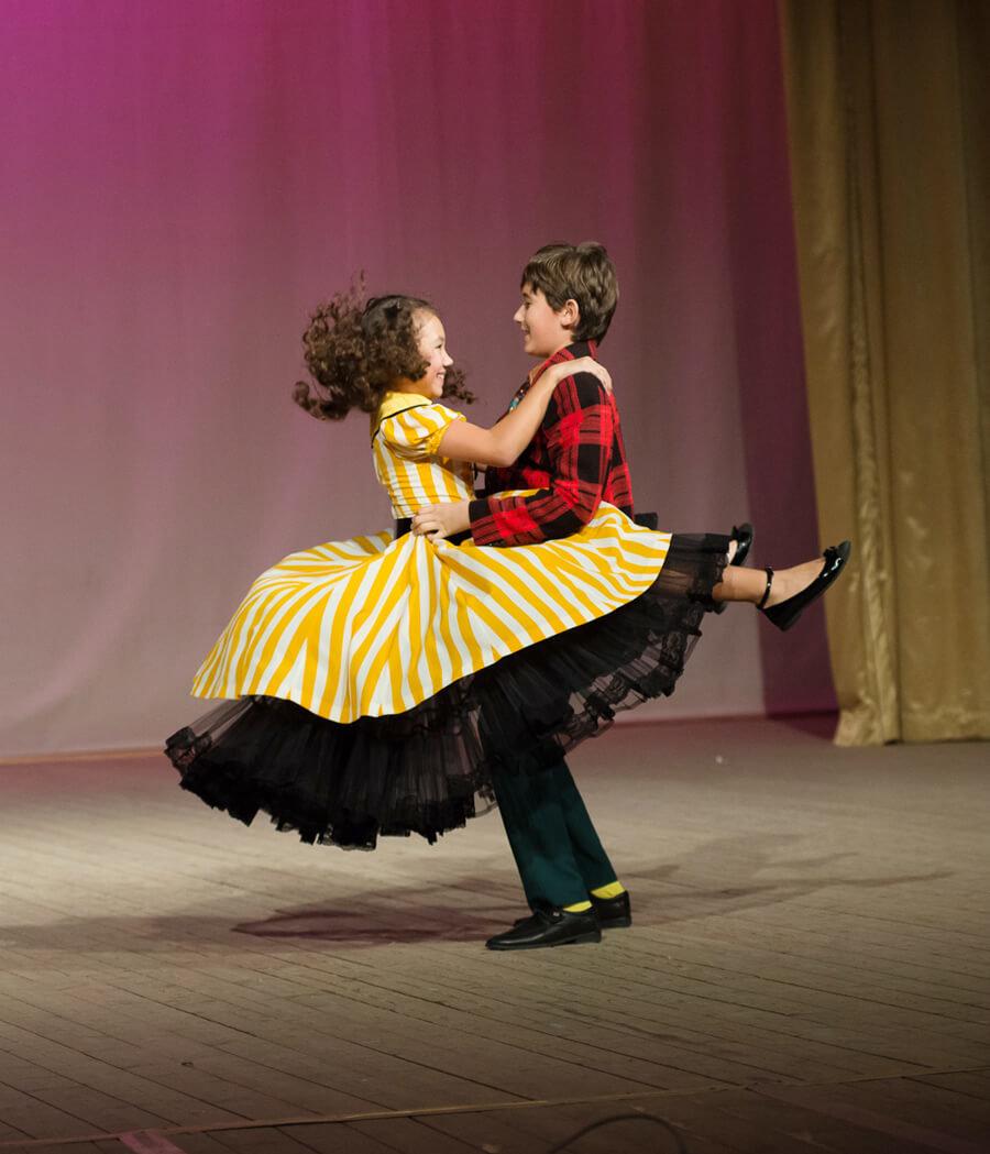 Танец буги вуги картинка