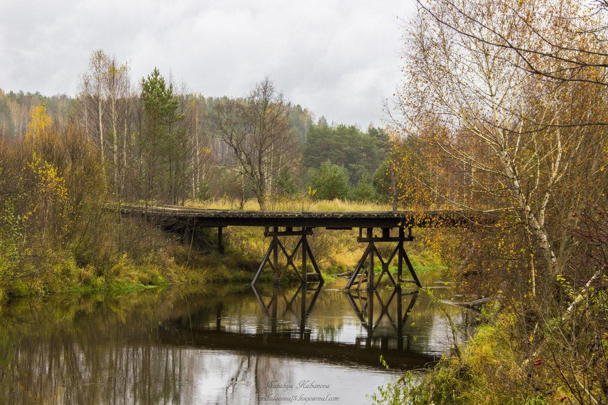 даже фото мостики в деревне имел стиль работы