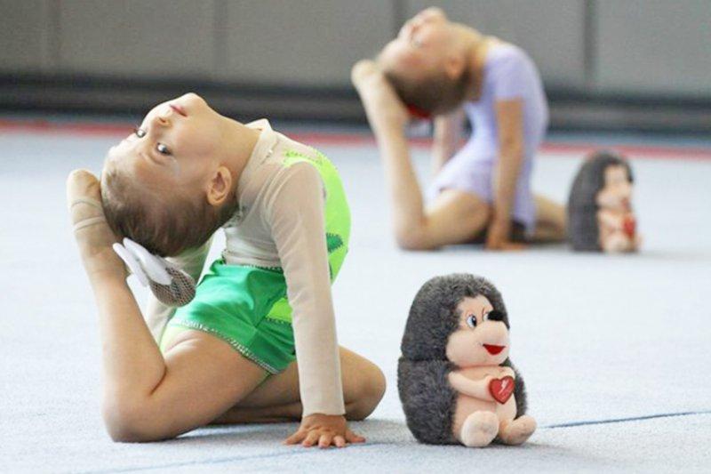 Секций, спортшкол, клубов) из рубрики гимнастика спортивная, санкт-петербург отображен по возрастной группе