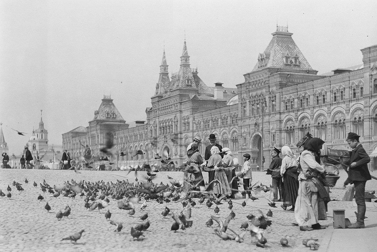 Спасибо, картинки старой россии