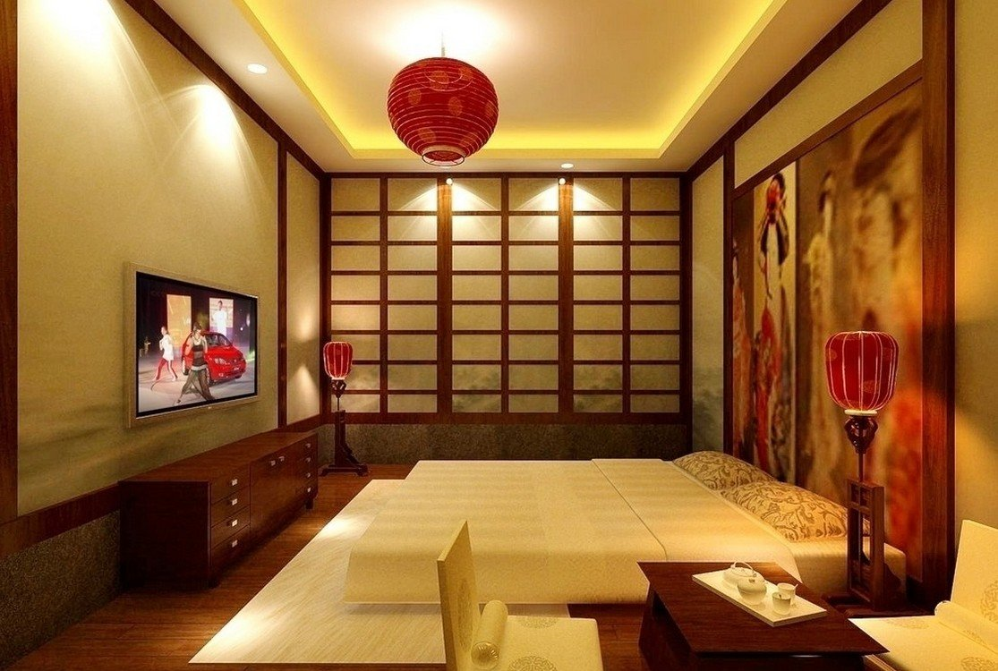 великолепные японская спальня картинка правильно снять измерение