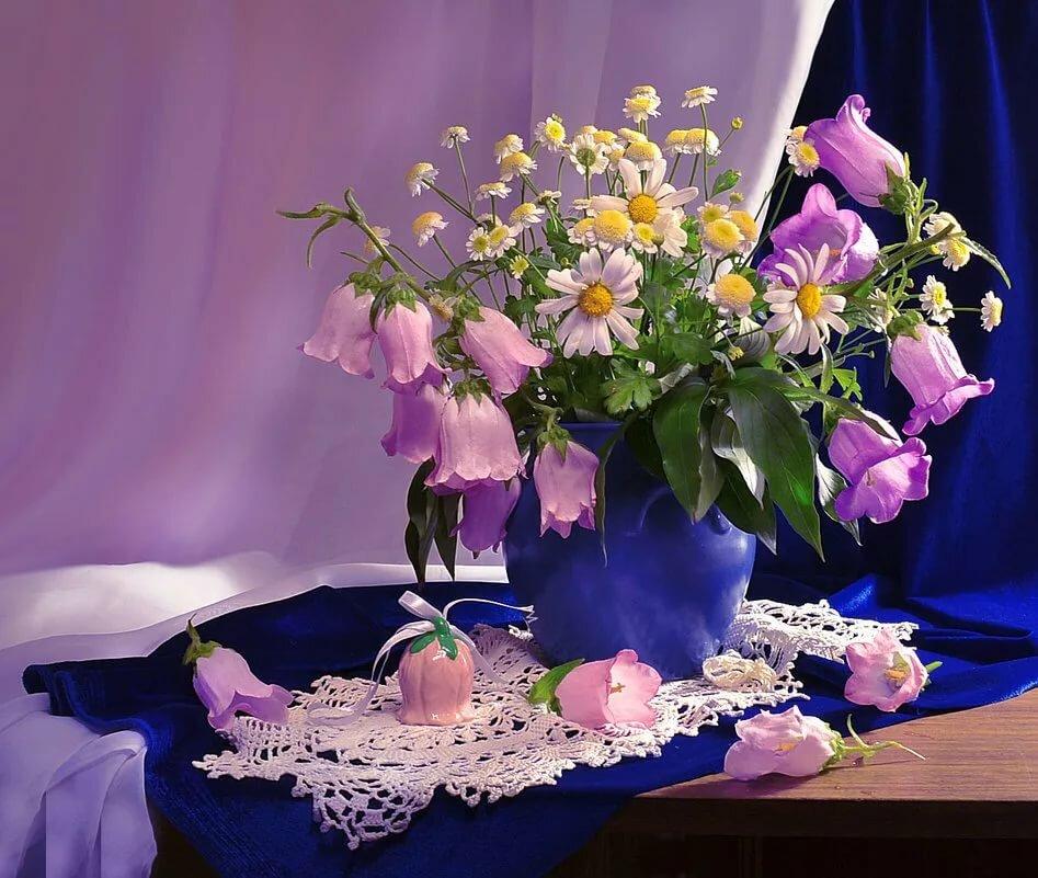 фото с надписью добрый вечер с цветами бумажный кружок разрезаем