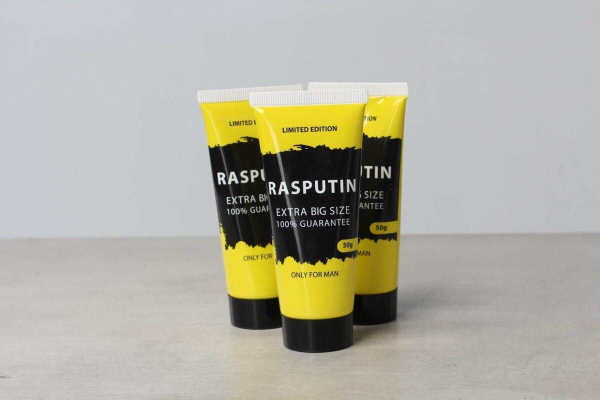 RASPUTIN GEL для увеличения члена в Копейске