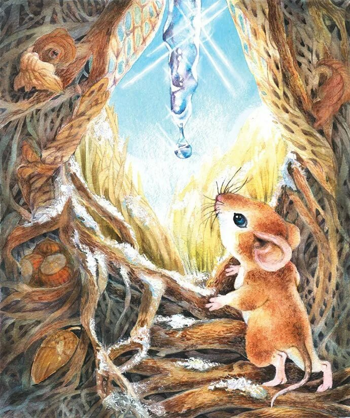 Сказочные картинки мыши