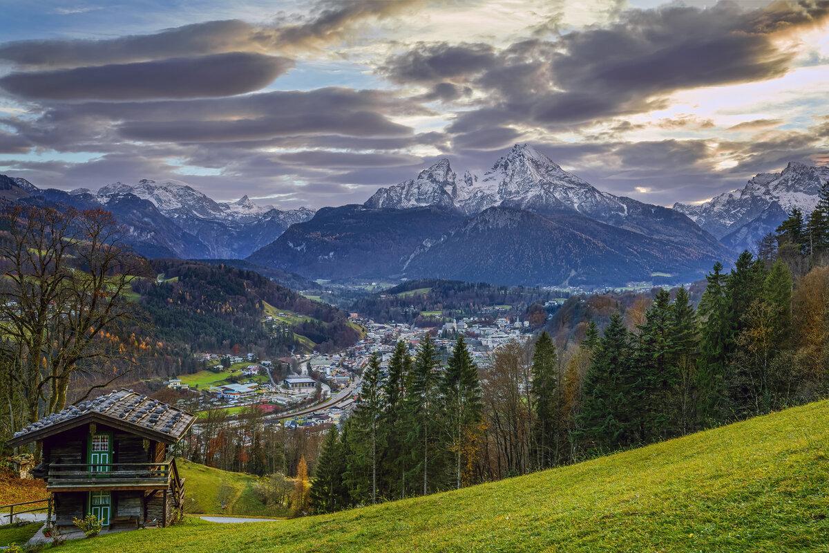 Картинки горы германии