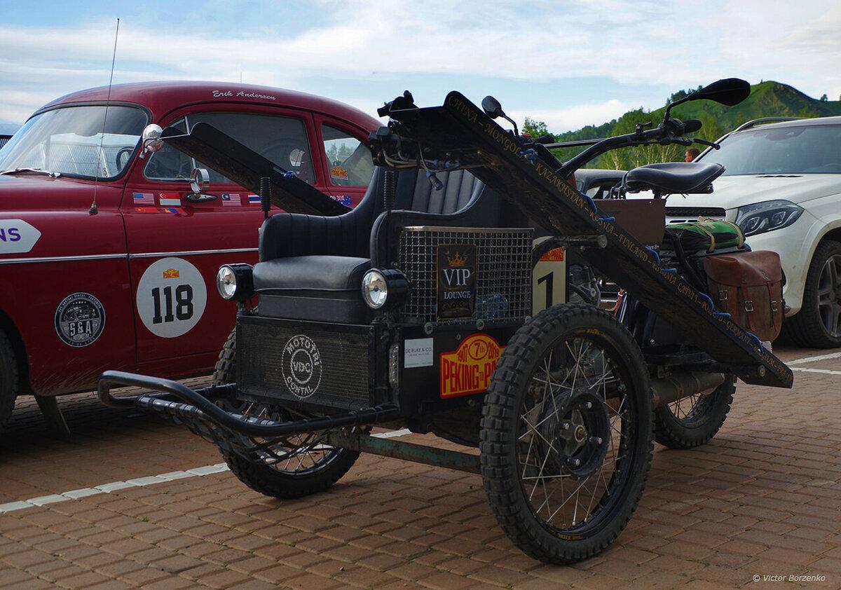 реплики старинных авто фото окончил московский областной