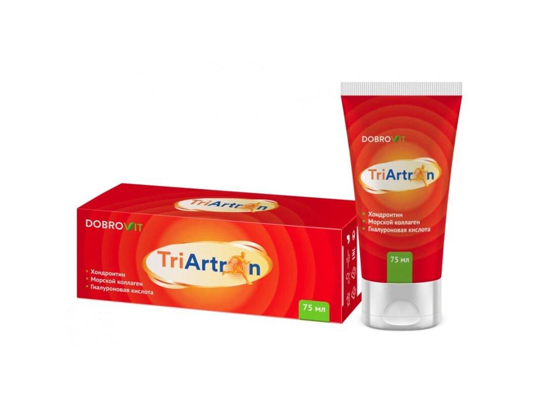 Triartron крем для суставов в Ангарске