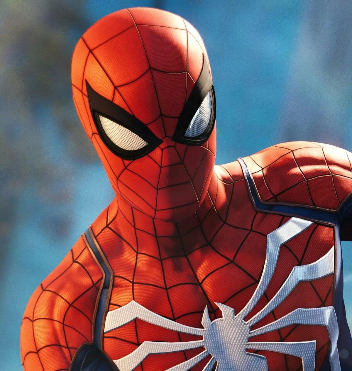 Картинка человека паука на стим