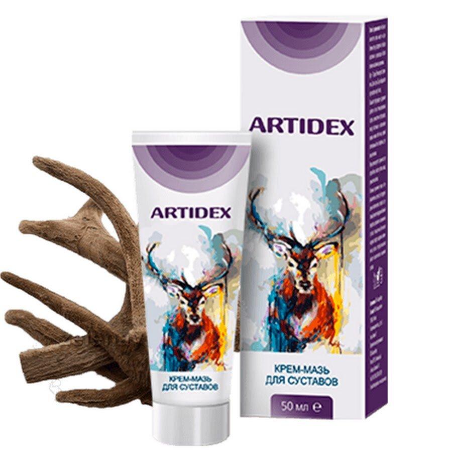 Artidex - крем-мазь для суставов в Экибастузе