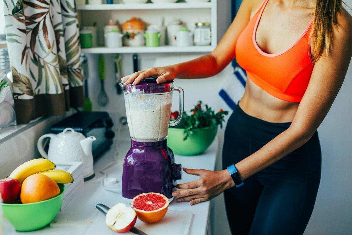 Правильное Питание Помогло Похудеть.