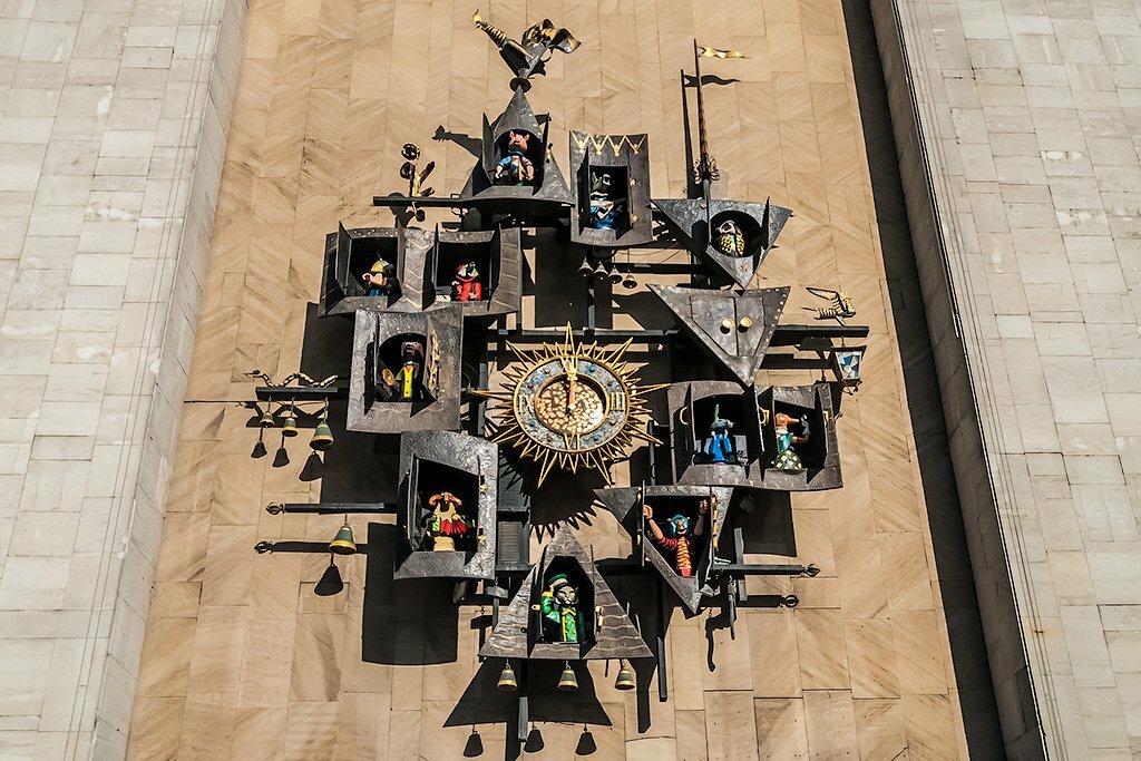 театр образцова фото часов сдержала обещание последнего