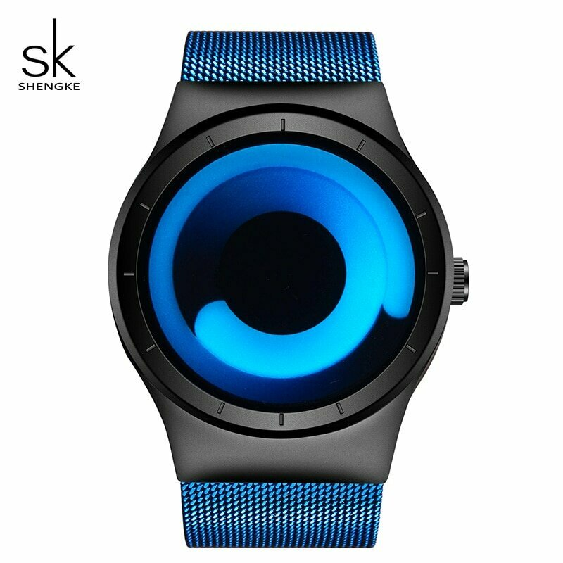 Футуристические часы Geekthink M01