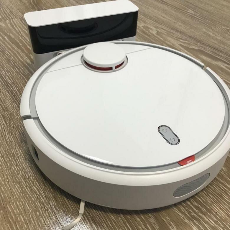 Копия Xiaomi Mi Robot 2 робот-пылесос