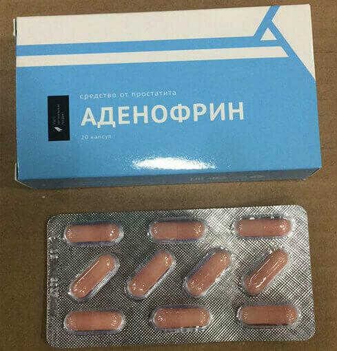 Аденофрин от простатита в Макеевке