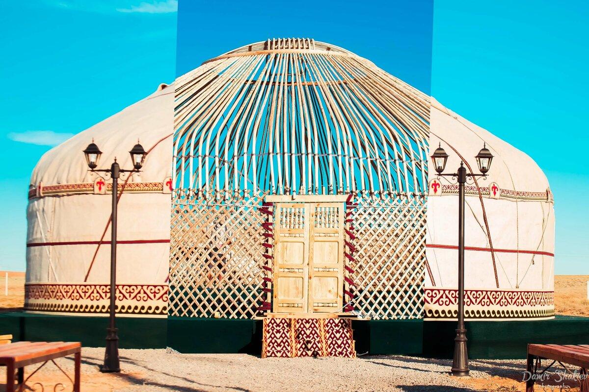 кабаева, картинки красивой юрты сборки
