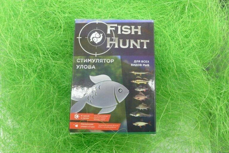 Fish Hunt - активатор клева в Актобе