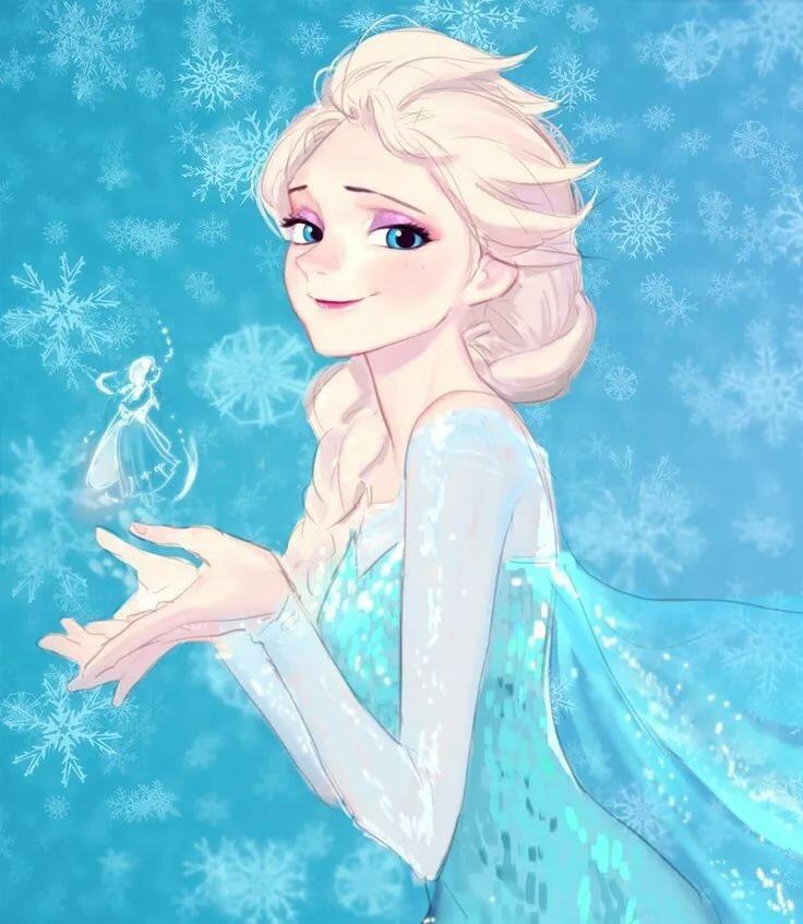 картинки с эльзой из холодного сердца на аватарку сегодня хочу немного