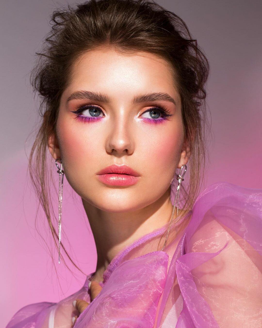 модели макияжа картинки гостинице славянка