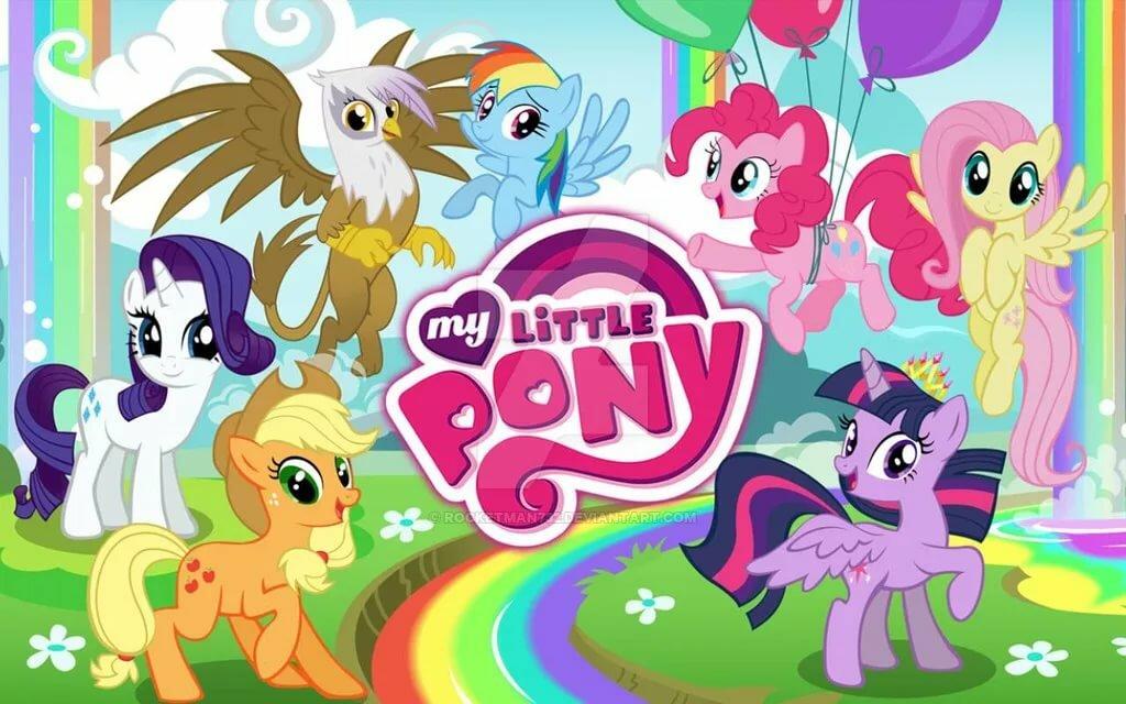 Мой маленький пони игры для девочек картинки