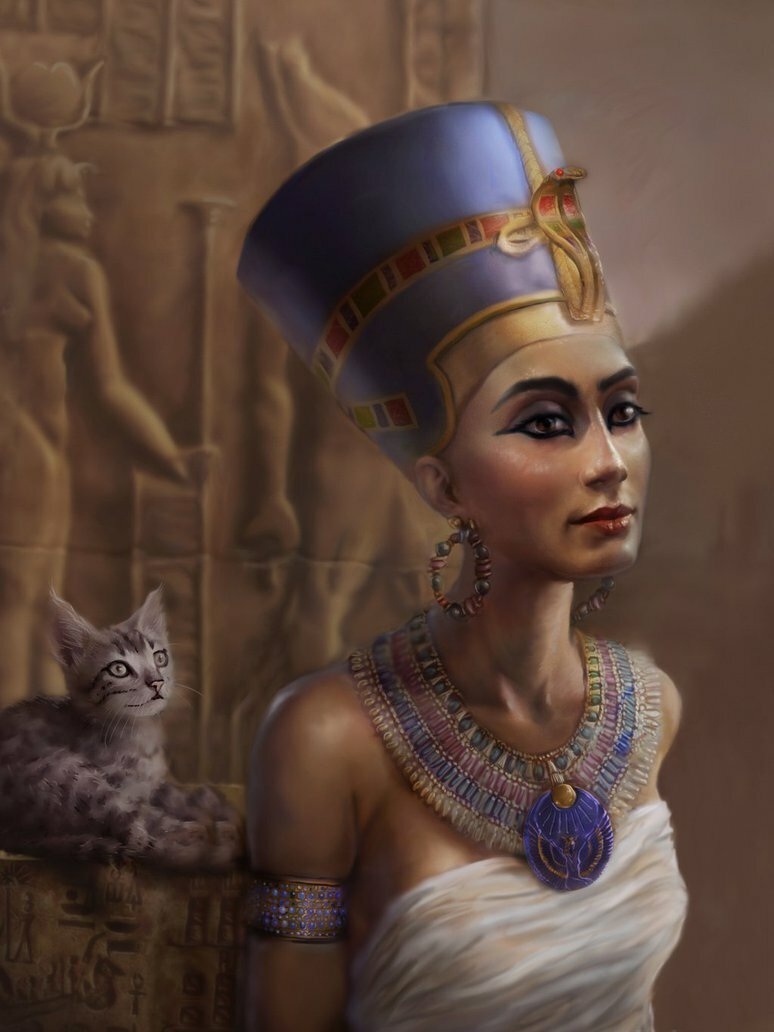 Картинки древних богинь египта