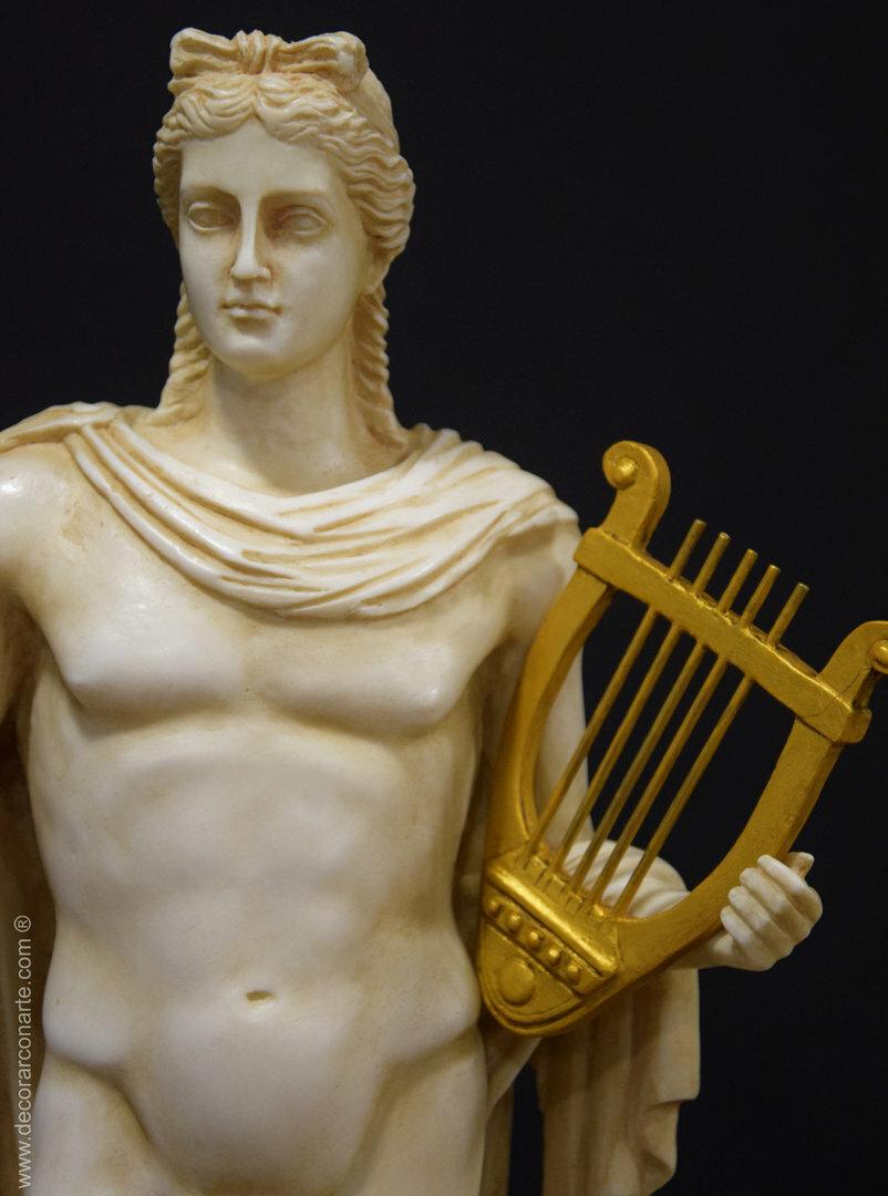 картинки аполлона и музыку