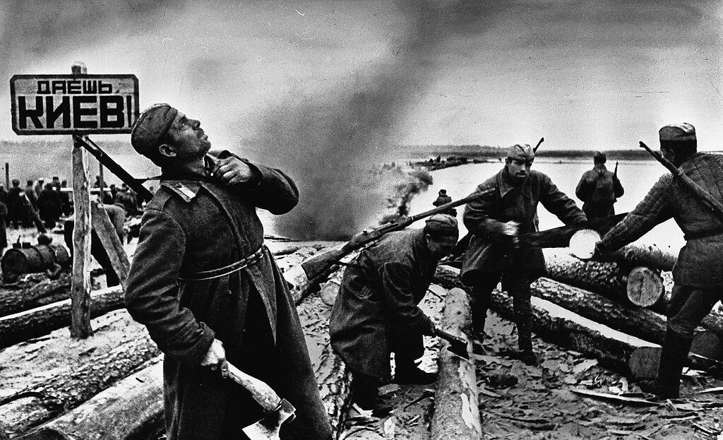 26 августа 1943 года входе Великой Отечественной войны началась Битва за Днепр