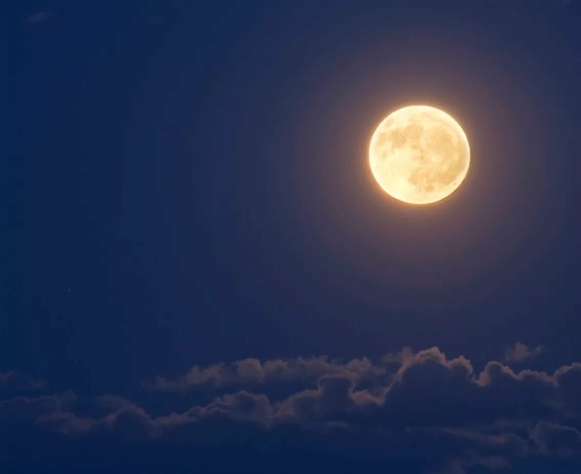 Картинки большой луны