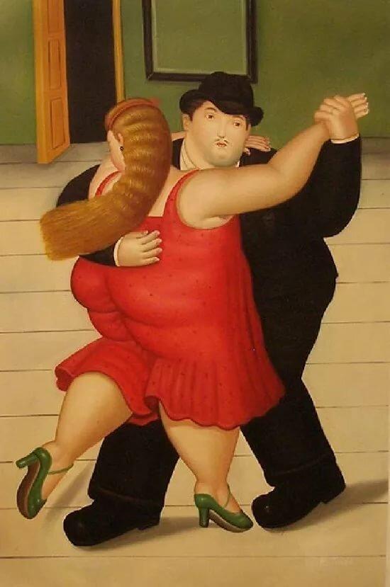 недавно танго смешные картинки повис над