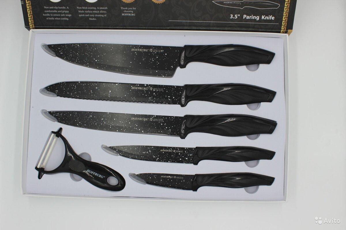 Grafen Master - нетупящиеся ножи в Волгодонске