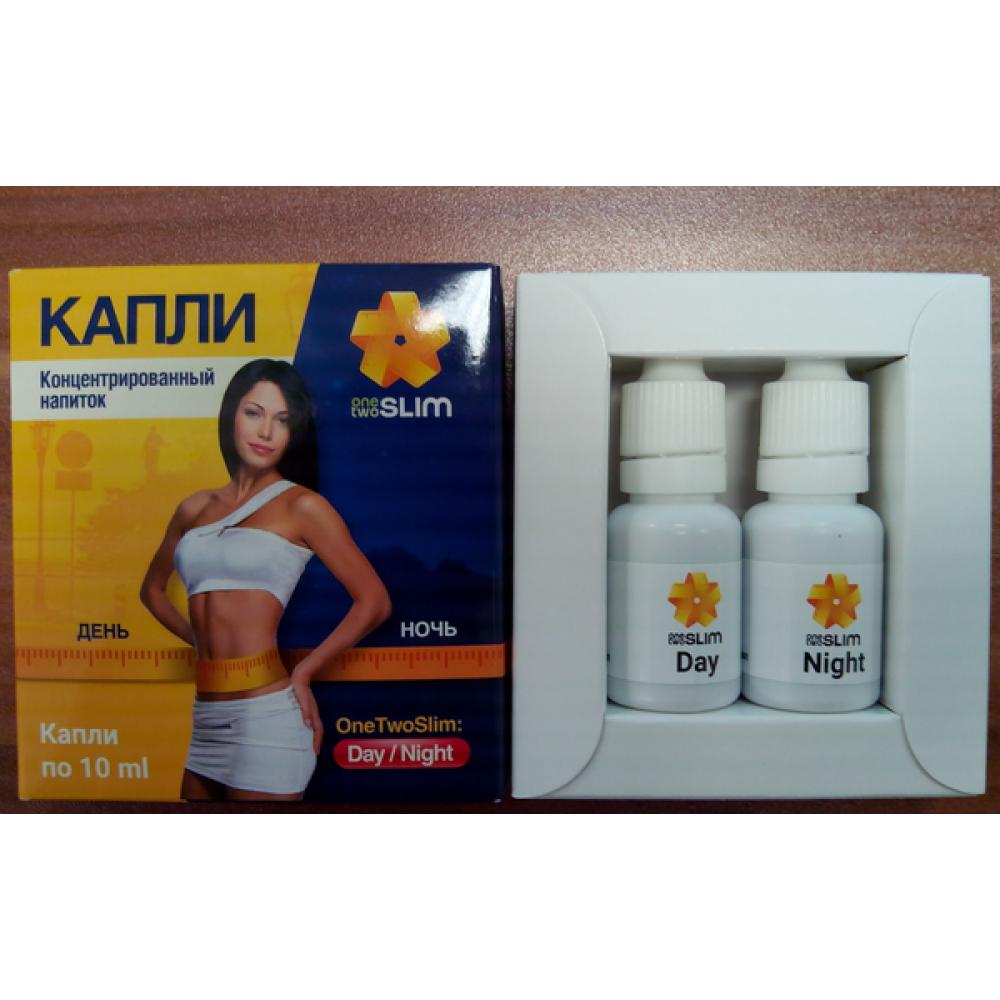OneTwoSlim капли для похудения в Красноярске