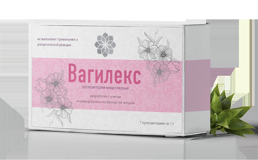 Вагилекс cвечи для сужения влагалища в Екатеринбурге