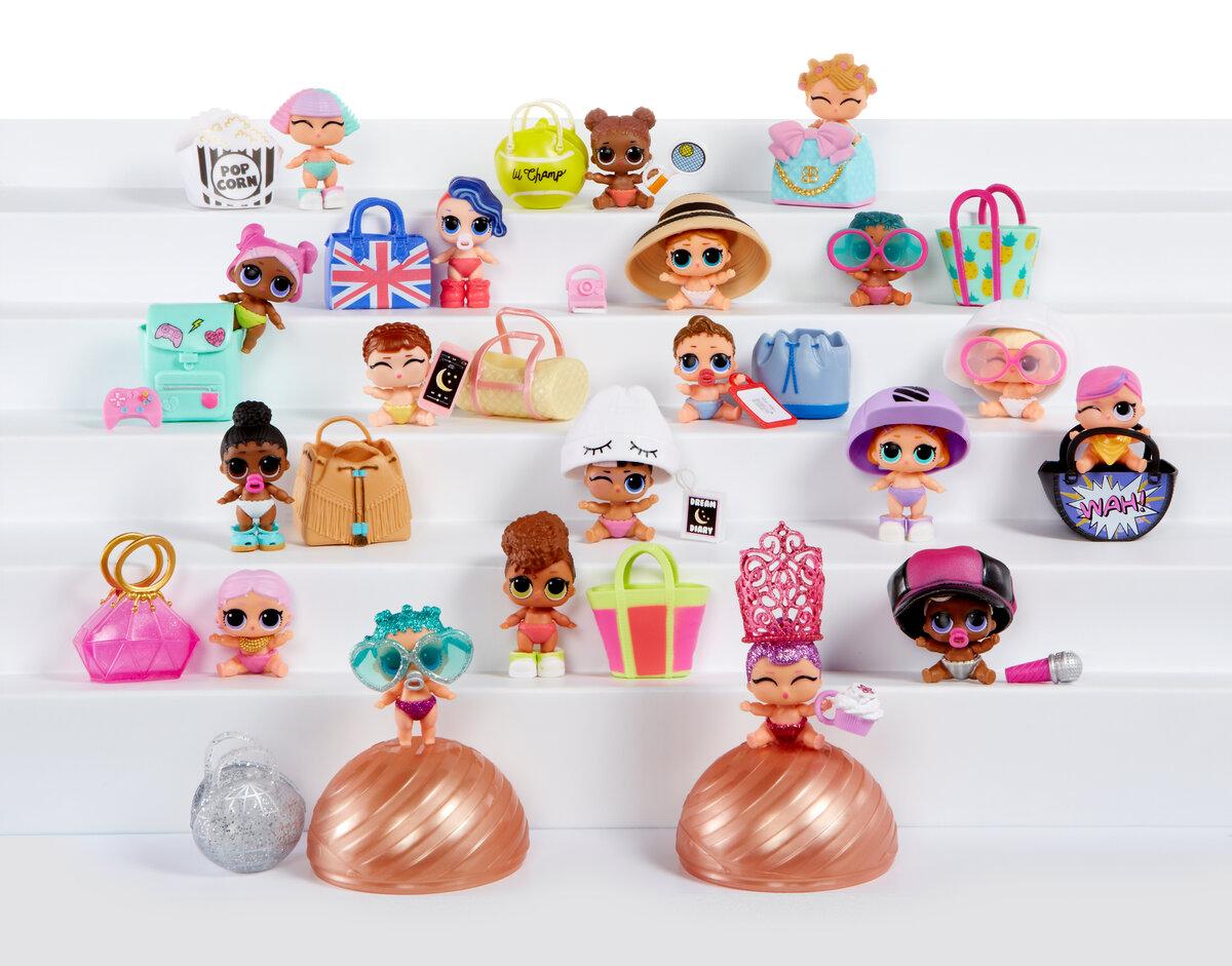 Для, картинки коллекция куклы лол