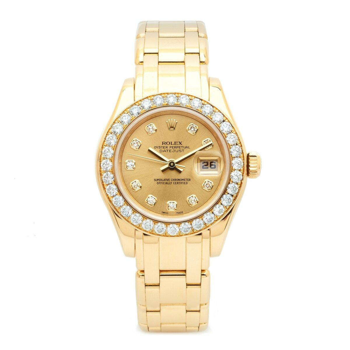 Часы Rolex Oyster Women в Плесе