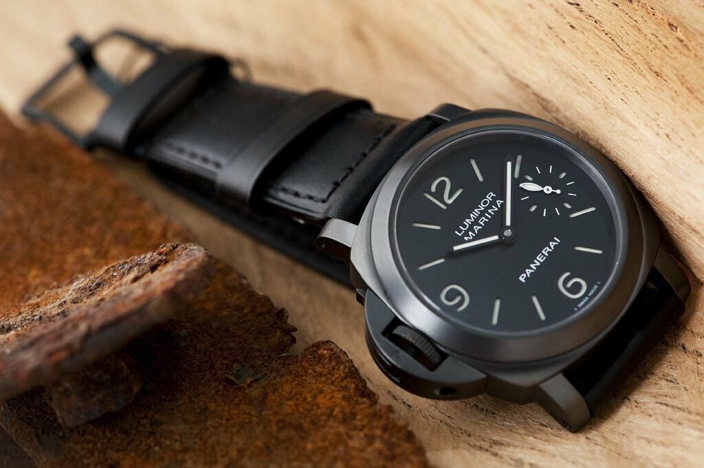 Часы Luminor Panerai в Тюмени