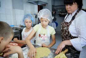 Летний лагерь в школе поваров. 2019