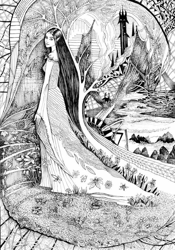 Картинки рисунки книжная графика