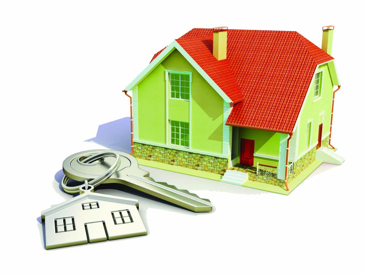 Картинки дома с ключами