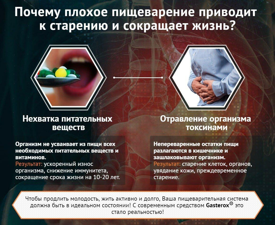 Gasterox от болезней живота и кишечника в Ленинске-Кузнецком