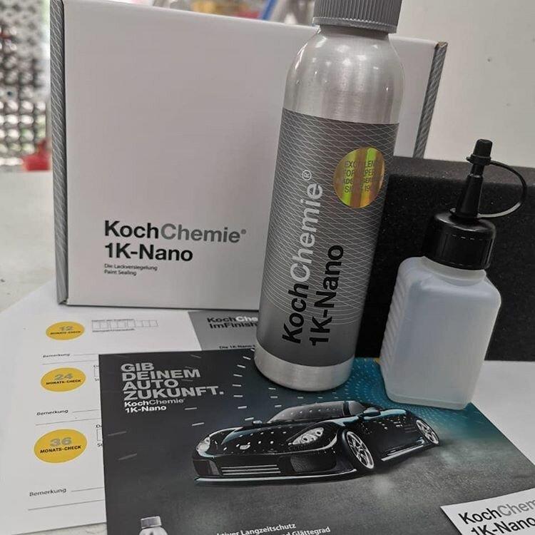 1K Nano Lack для защиты ЛКП авто в Уссурийске