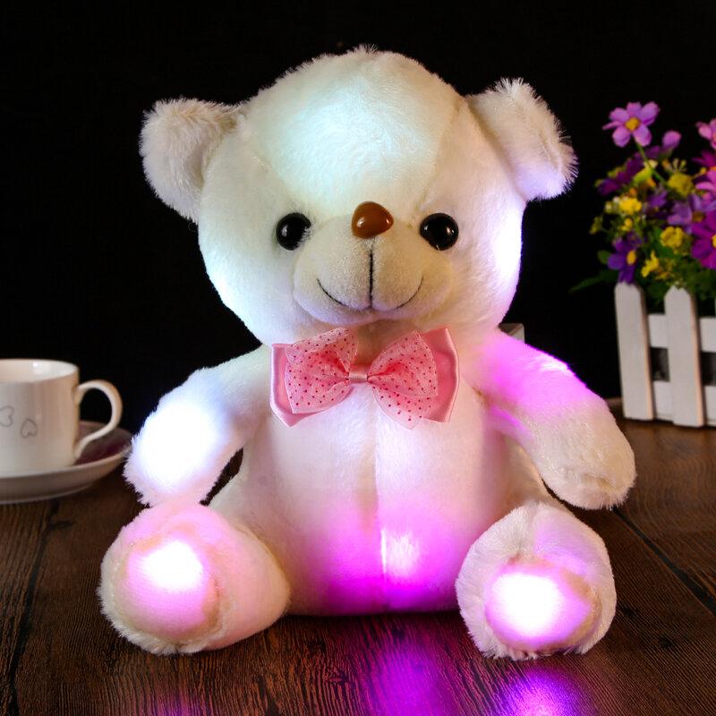 Светящийся плюшевый мишка в Актобе