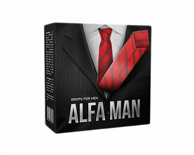 Alfa Man для потенции в Вологде