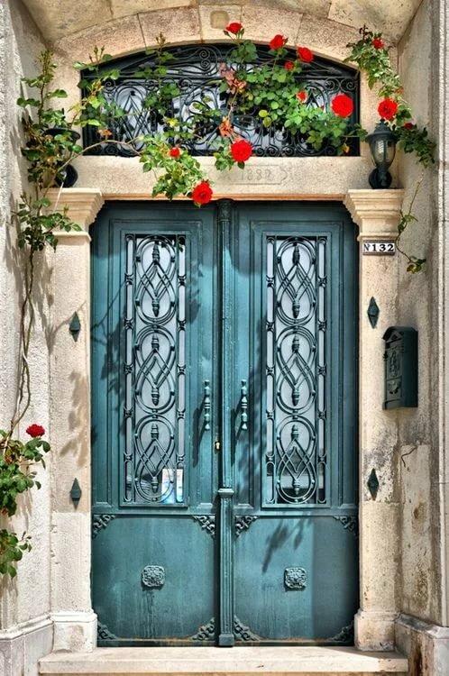 итальянские картинки на дверь