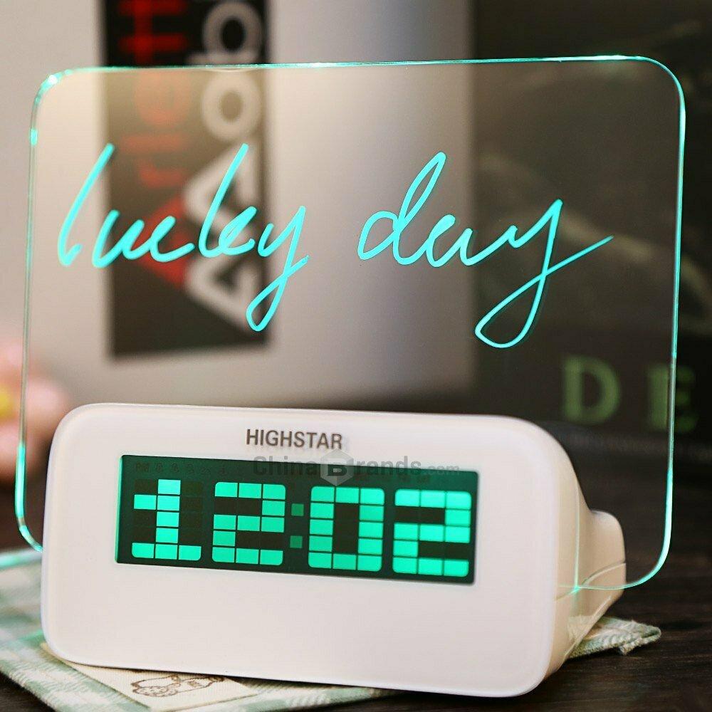 Часы-Будильник HIGHSTAR в Донецке