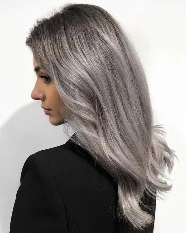 Серый цвет в тонировании фото относительно новый