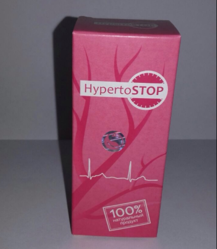 HYPERTOSTOP - от гипертонии в Александрии