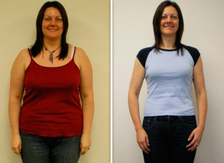 Фото с эффектом похудения онлайн