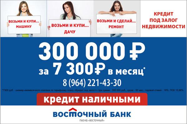 восточный банк кредит для ип как восстановить кредитную историю если она испорчена