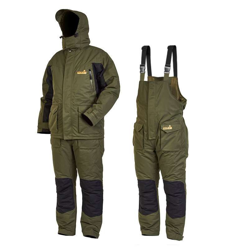 ТОП-15 лучших костюмов для зимней рыбалки 🐟 по соотношению цена-качество